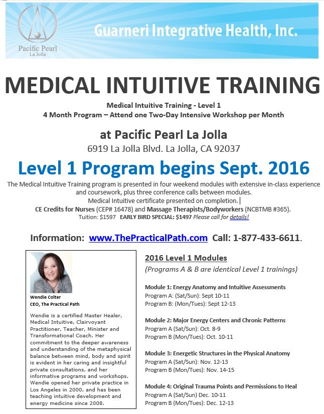 Medical Intuitive Spet 2016 FLyer
