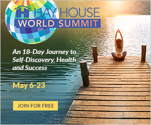 Your Invitation Join Me For The Hay House World Summit