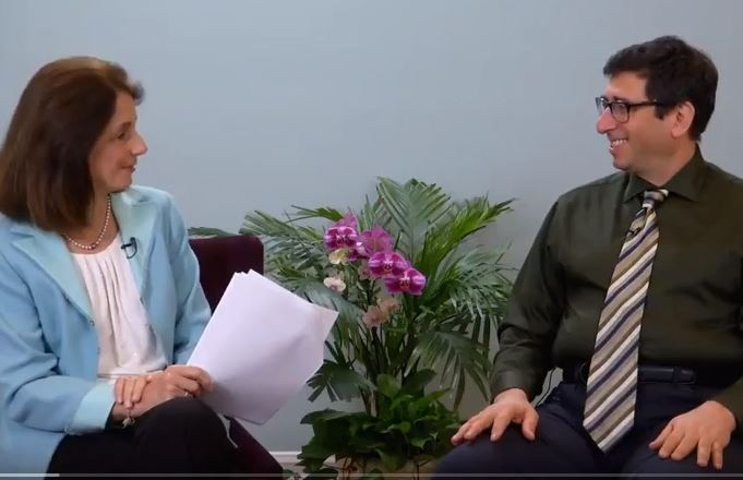 VIDEO: Dr. Mimi Guarneri Interviews Dr. Walter Cohen, Osteopathic Physician at Pacific Pearl La Jolla