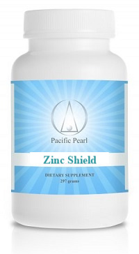 Zinc Shield Pearls
